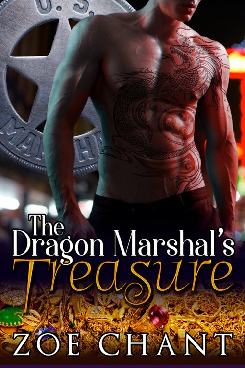 The Dragon Marshall's Treasure by Zoe Chant