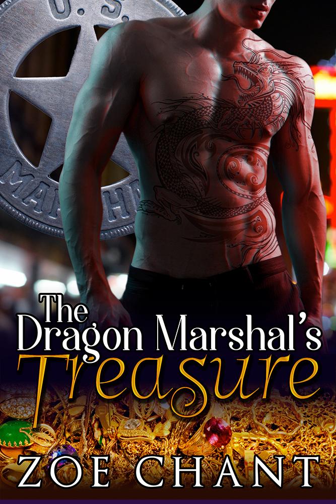 The Dragon Marshall's Treasure by Zoe Chant