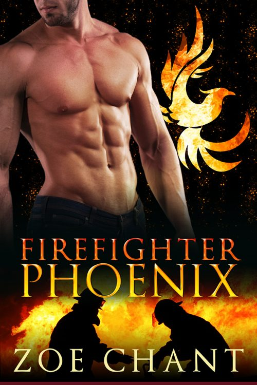 Firefighter Phoenix by Zoe Chant
