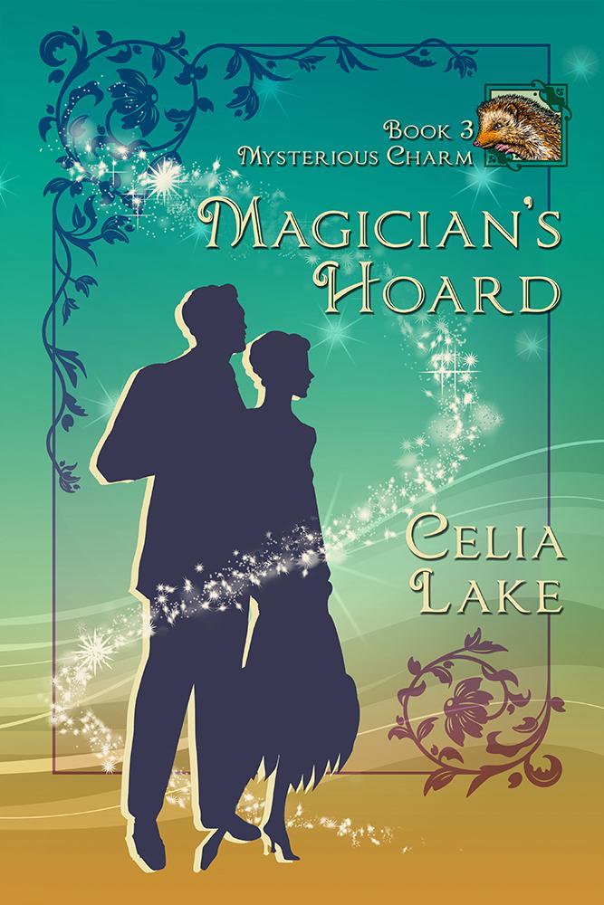 Magician's Hoard by Celia Lake.