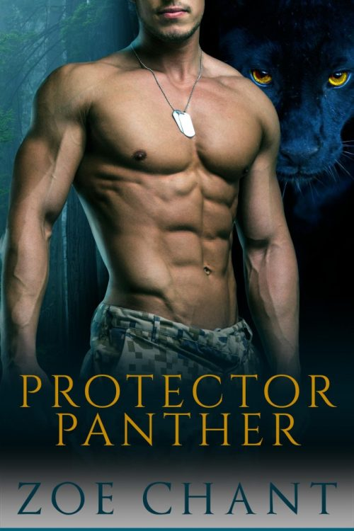 Protector Panther by Zoe Chant.