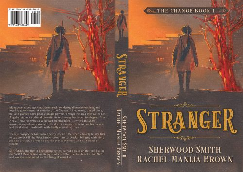 Stranger by Sherwood Smith and Rachel Manija Brown