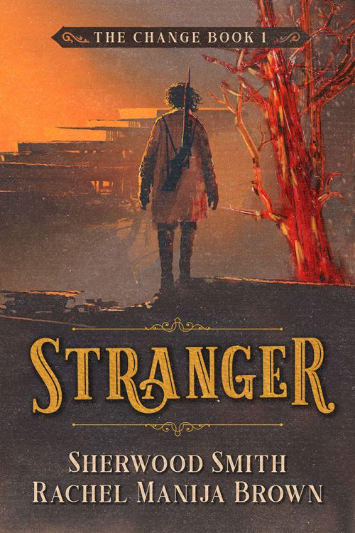 Stranger by Sherwood Smith and Rachel Manija Brown.