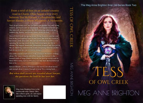 Tess of Owl Creek by Meg Anne Brighton