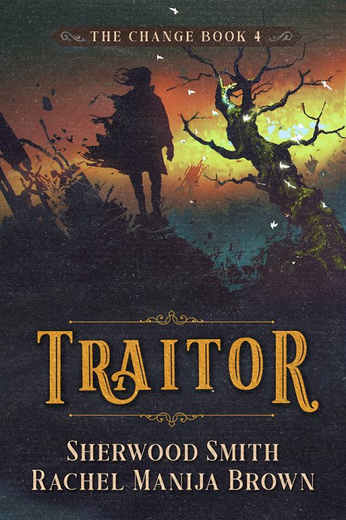 Traitor by Sherwood Smith and Rachel Manija Brown