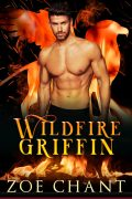 Wildfire Griffin by Zoe Chant