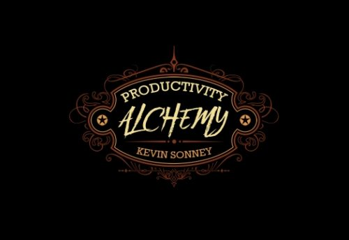 Productivity Alchemy podcast logo