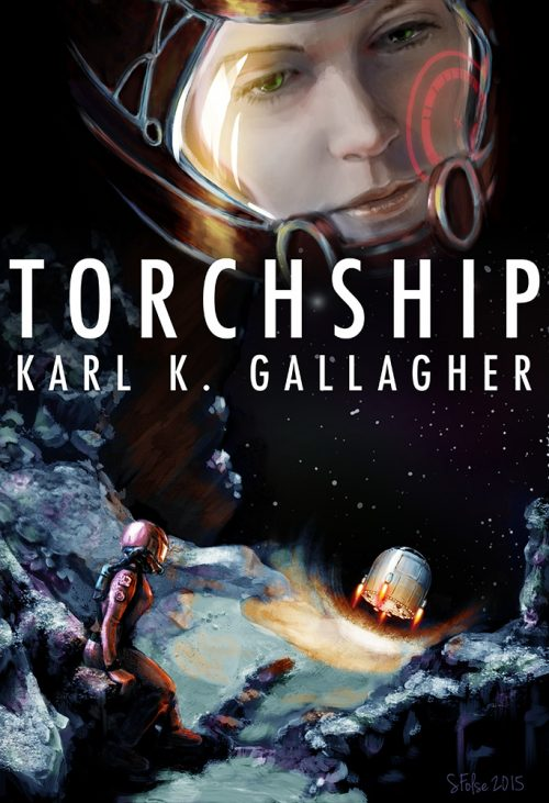 Torchship by Karl K. Gallagher.