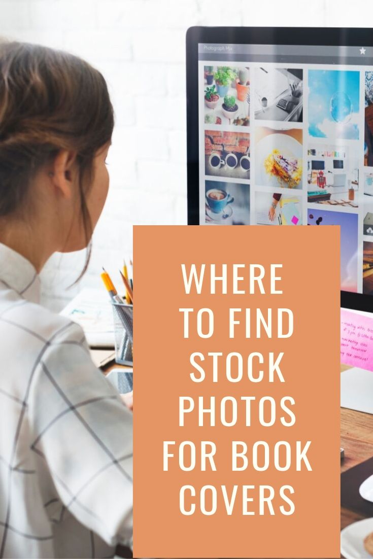 Where to Find Stock Photo Sites for Book Covers