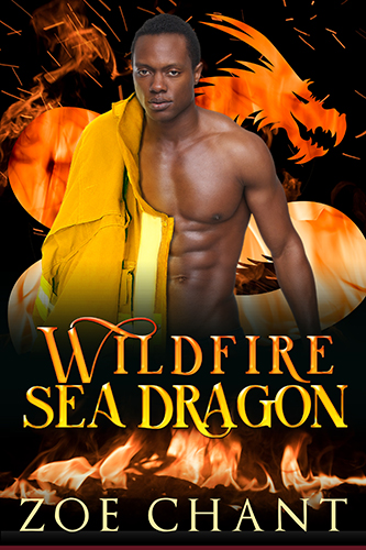 Wildfire Sea Dragon test cover
