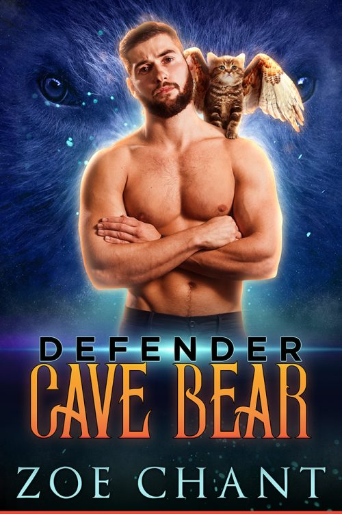 Defender Cave Bear cover