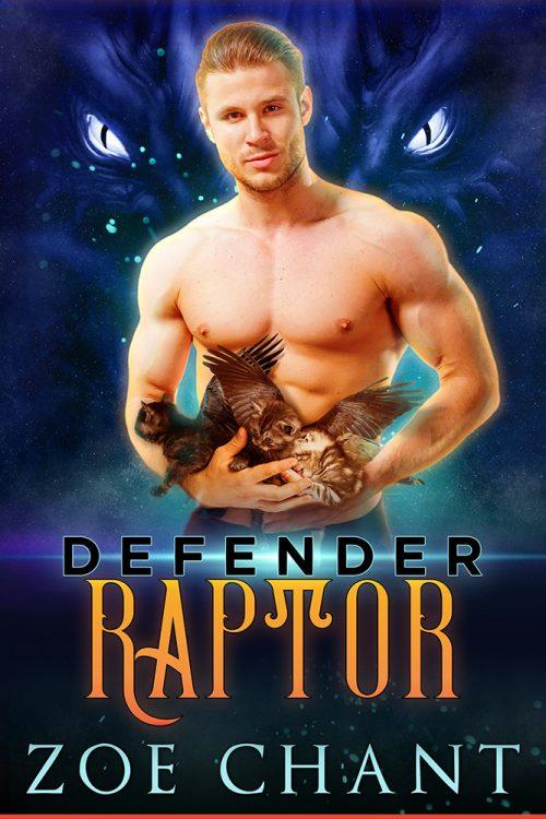 Defender Raptor by Zoe Chant