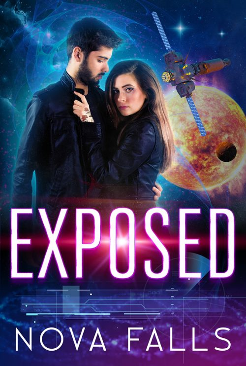 Cover of Exposed by Nova Falls