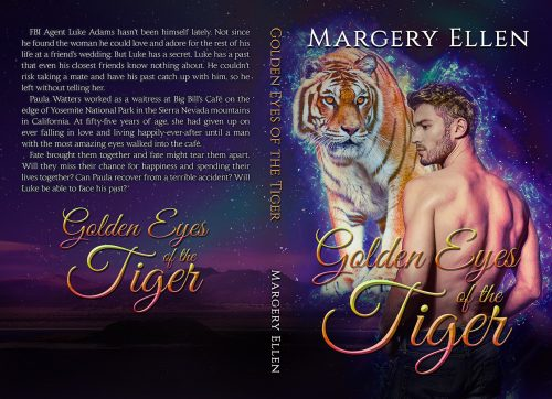 Cover for Golden Eyes of the Tiger by Margery Ellen