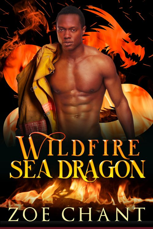 Cover of Wildfire Sea Dragon by Zoe Chant